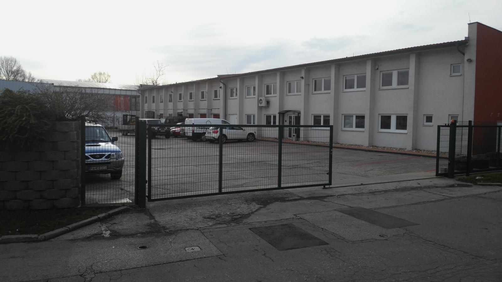 Areál, Bratislava, Prievoz - predaj - Obrázok č. 1