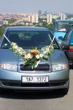 Moje auto....