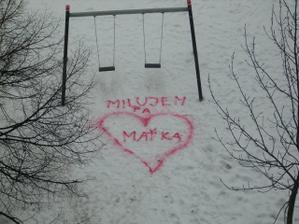 a takto si vyznávame lásku na Valentína :))