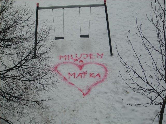 Martina Stoláriková{{_AND_}}Marek Stolárik - a takto si vyznávame lásku na Valentína :))