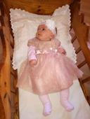Šaty pro miminko na svatbu, vítání atd. , 62