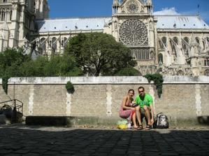 Svadobna cesta v Parizi