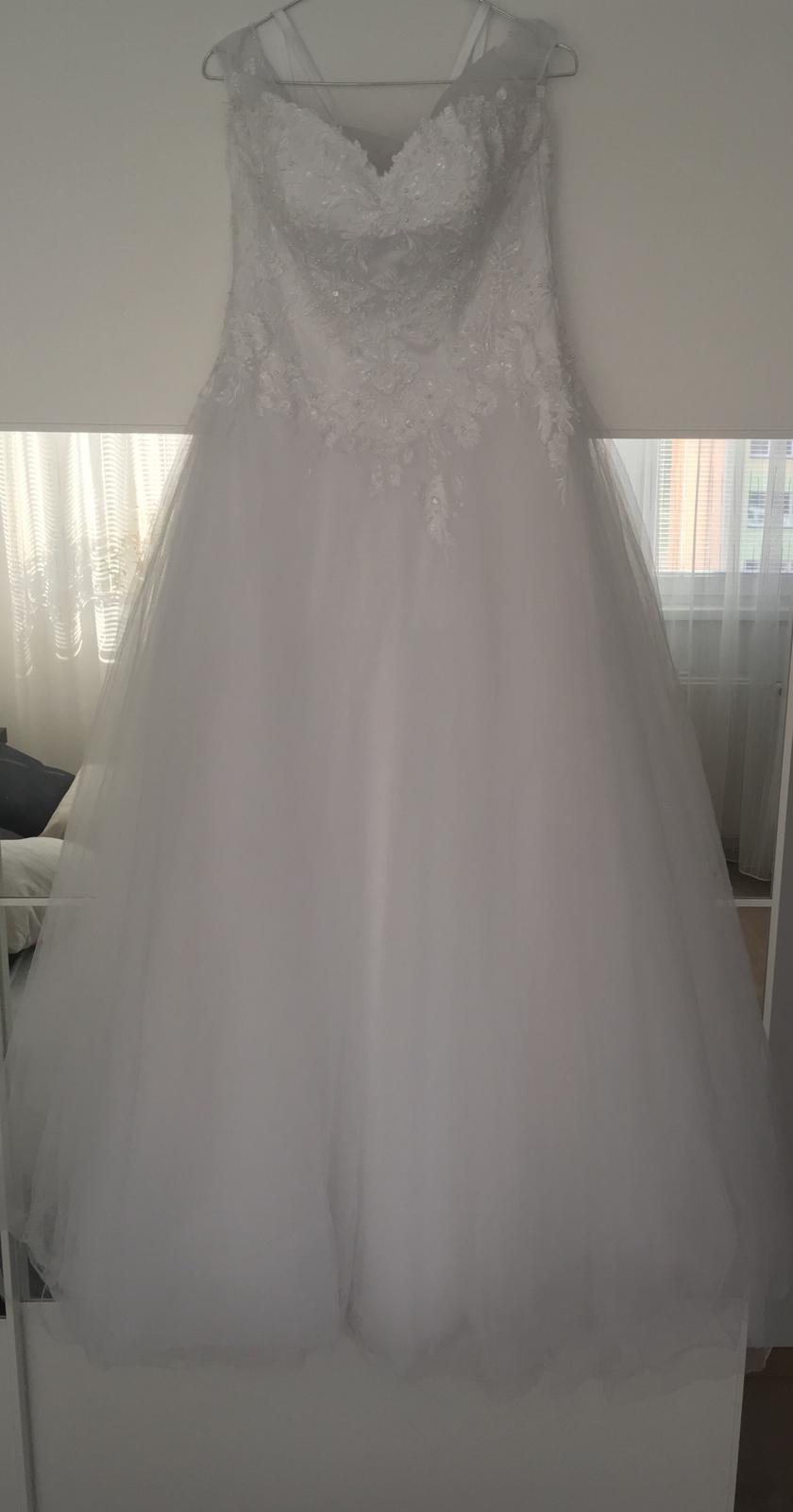 Svatební saty - Obrázek č. 2