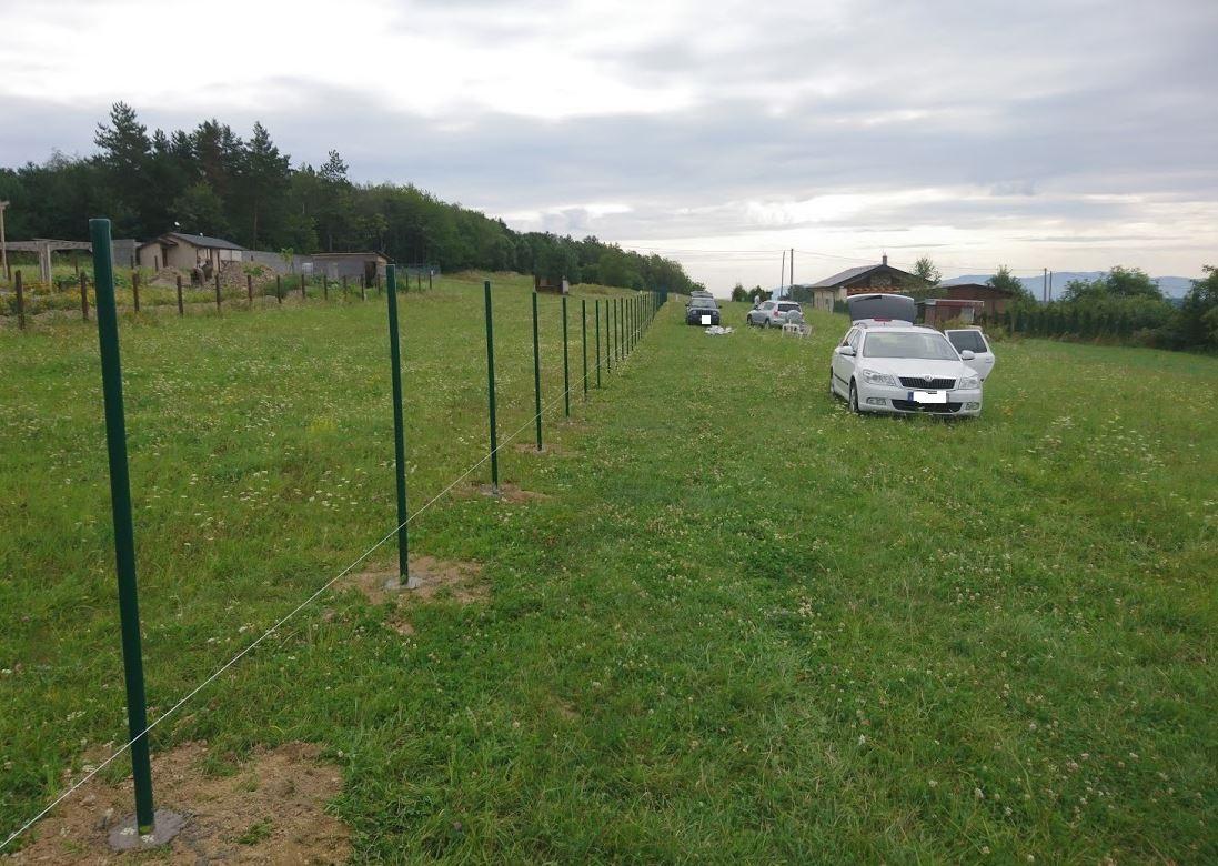 Bungalov 1871 - Zaciname naopak, stavbou plota :) - 17.08.2019