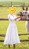 Brokátové svatební šaty na míru, 36