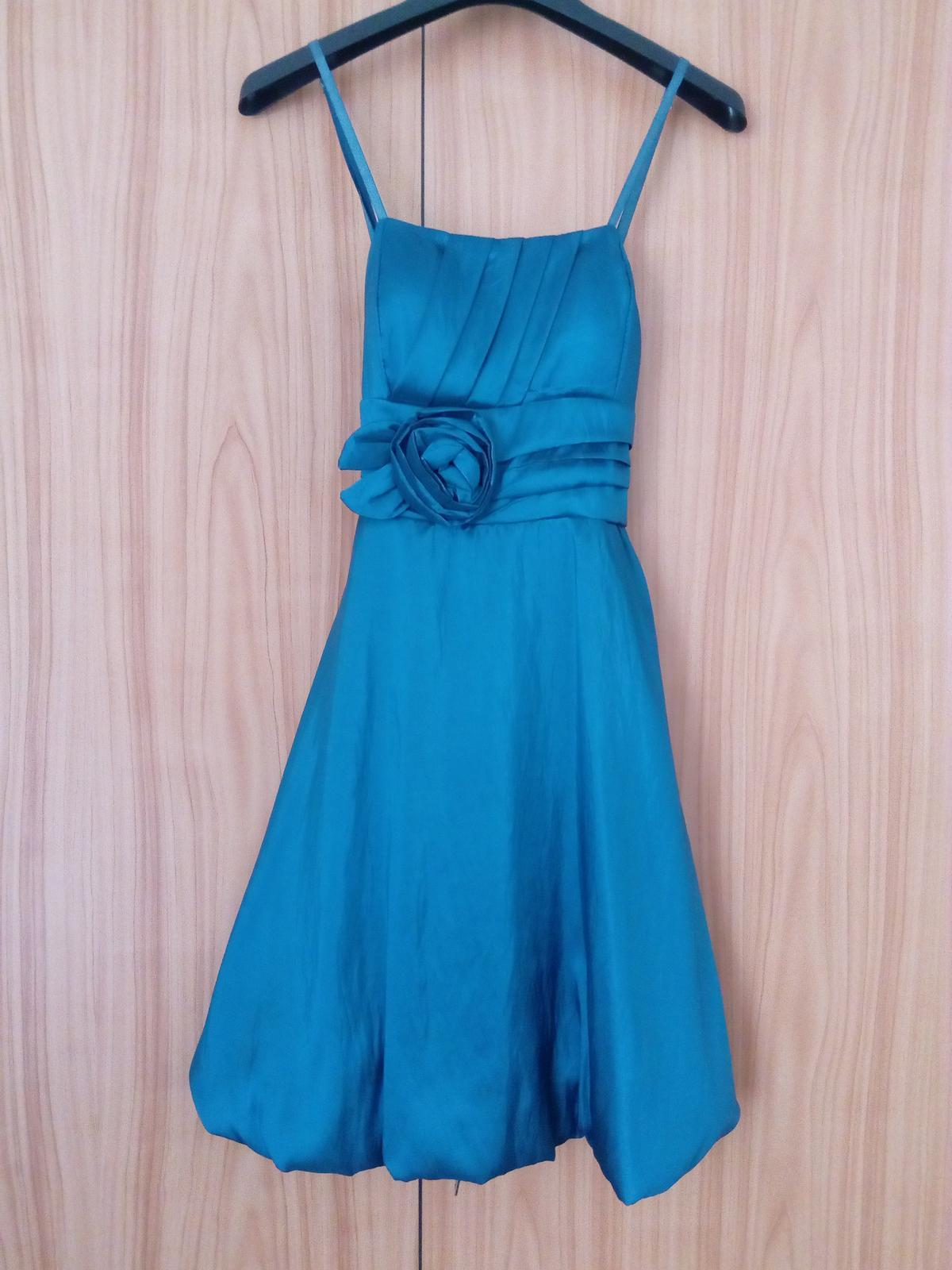 Spoločenské šaty 2ks - Obrázok č. 1