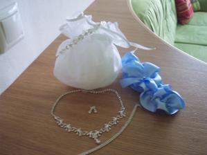 proprietky nevěsty