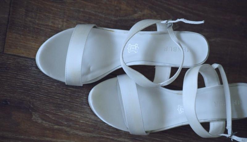 Svadobné sandále - Obrázok č. 2