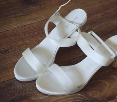 Svadobné sandále - Obrázok č. 3