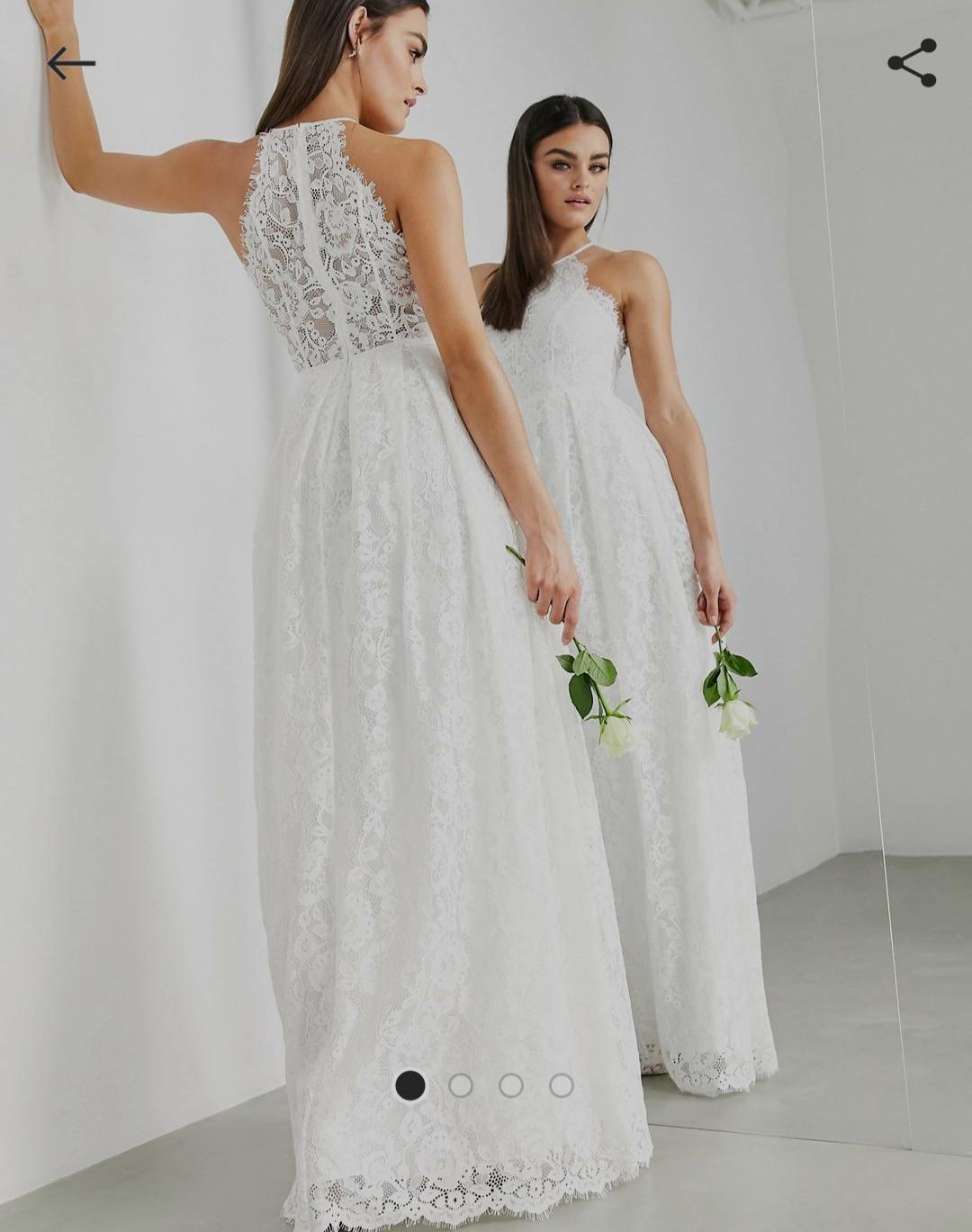 Predám nové svadobné šaty - Obrázok č. 1