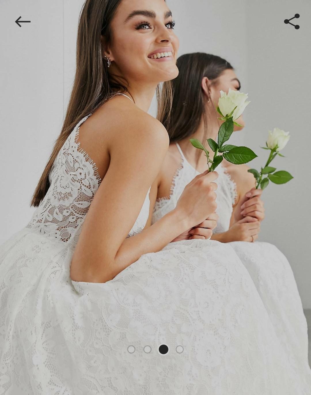 Predám nové svadobné šaty - Obrázok č. 3