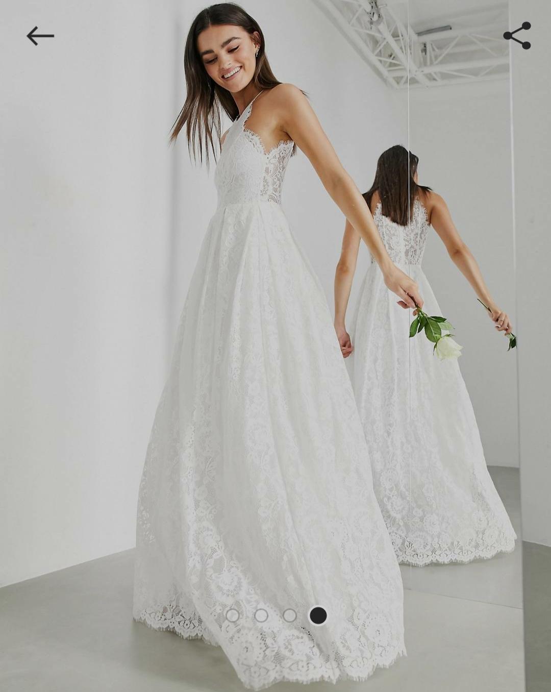 Predám nové svadobné šaty - Obrázok č. 4