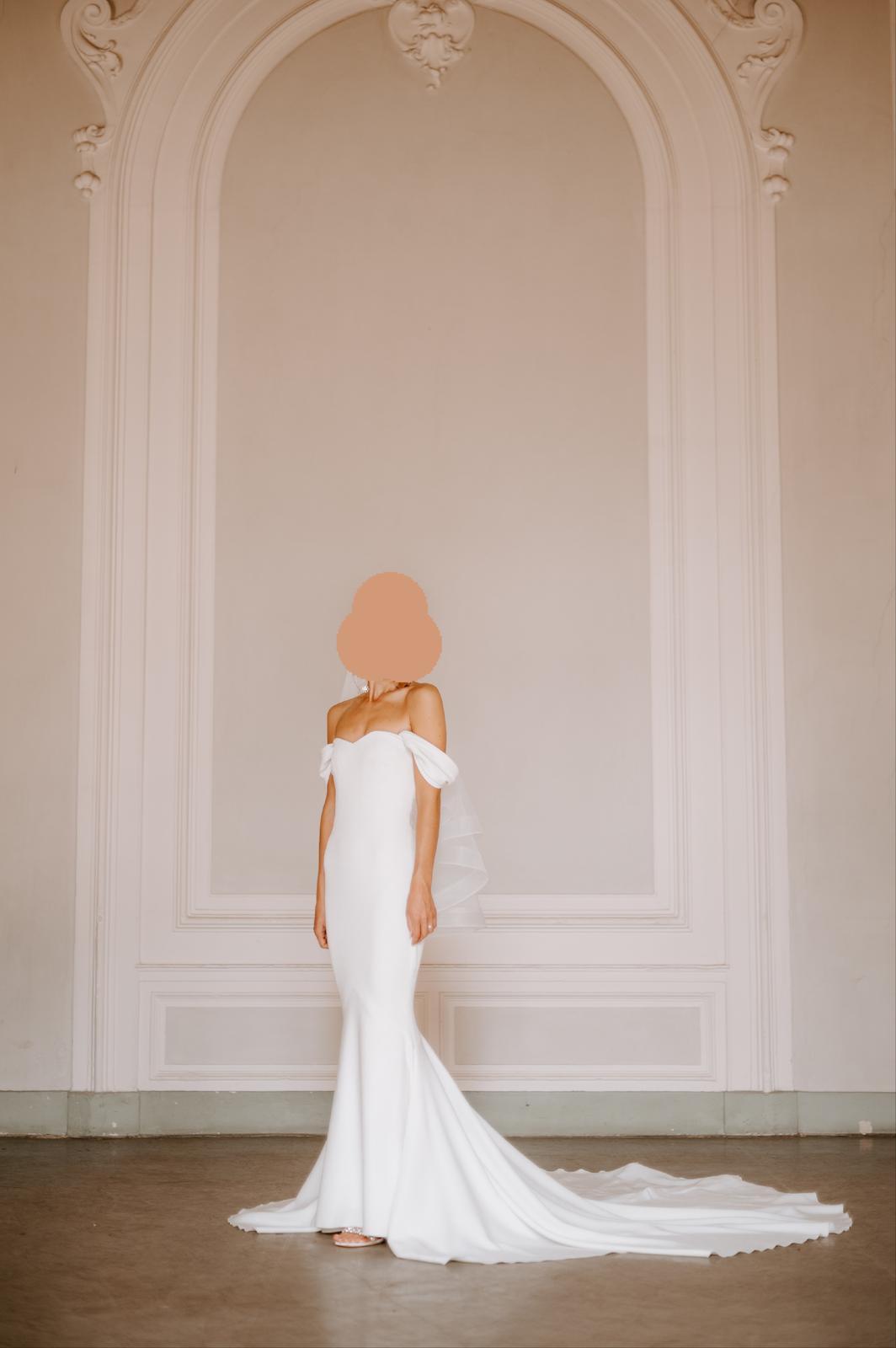 Svadobné šaty Pronovias Raciela - Obrázok č. 1