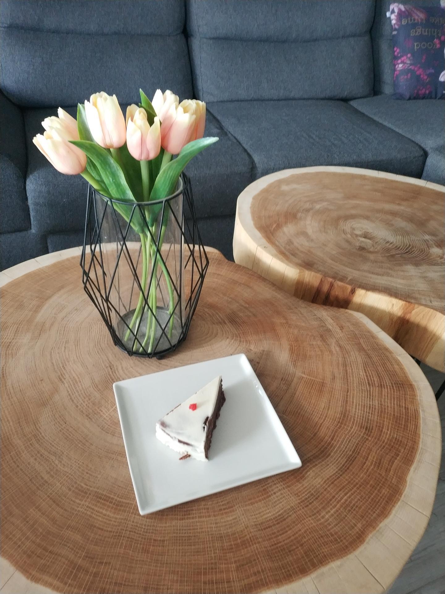 Nové stolky od taťky #handmade ♥️♥️♥️ - Obrázek č. 2