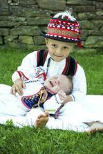 budoucí obyvatelé dětského pokojíčku (: Jakub a Adam