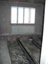 otevřená podlaha