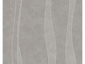 objednaná tapeta na chodbu, výmalba k ní bude šedo-fialová (: