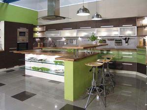 Moja vysnívaná kuchyňa
