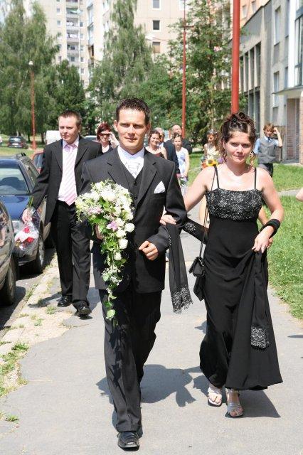Evka Polubňáková{{_AND_}}Maroš Spielmann - Maroš so sestrou Marcelou