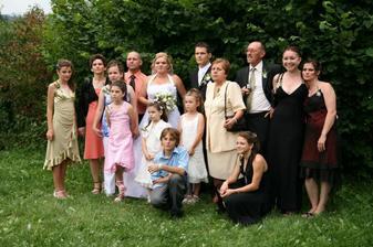 Marošková rodinka