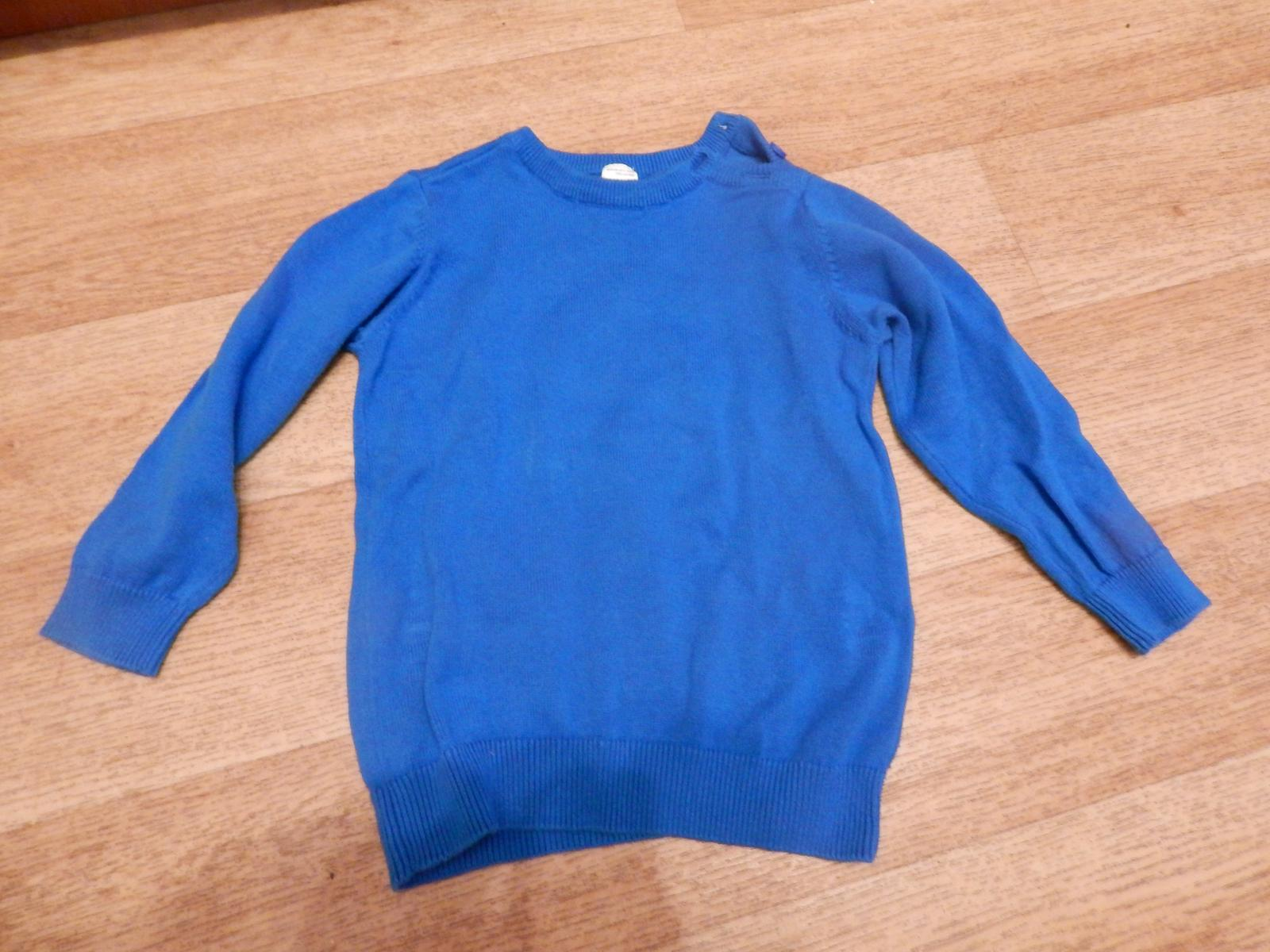 Modrý svetr - Obrázek č. 1