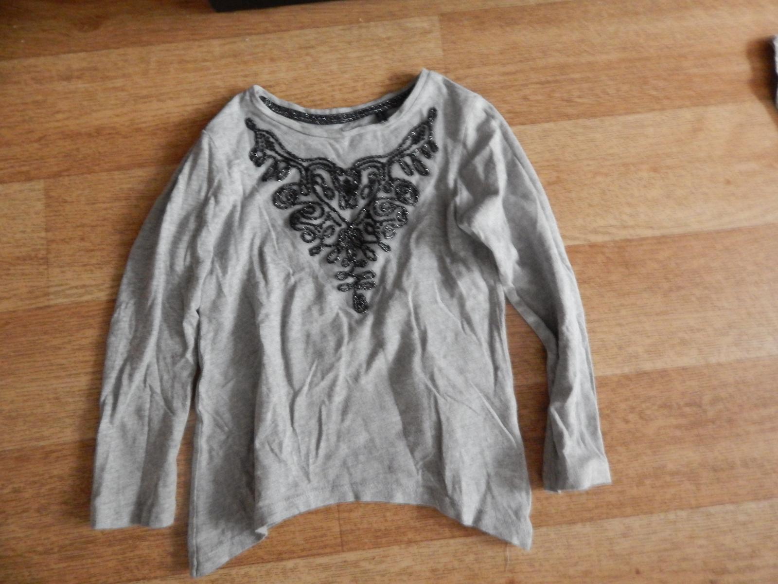 Tričko s dlouhým rukávem - Obrázek č. 1