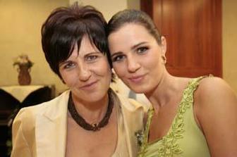 mamina a naj sestra...