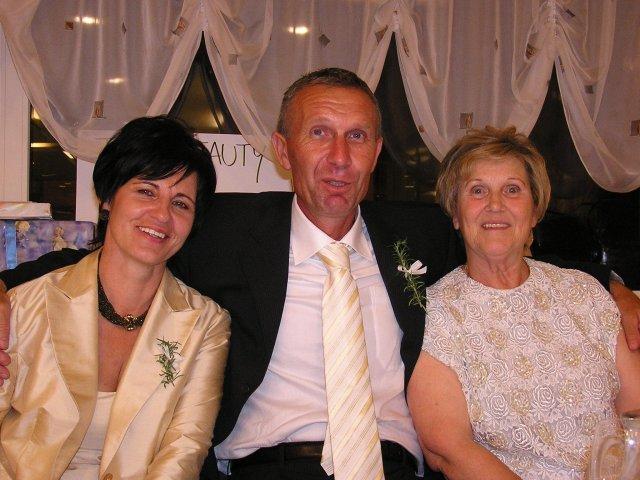 Moji rodicia a suocera...