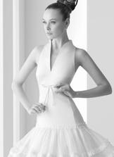 Rosa Clara - model Rita