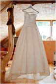 Svatební šaty Georgia z kolekce Pronovias , 38