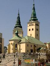 naš Farský kostolík v Žiline