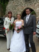 s maminkou a taťkou :)