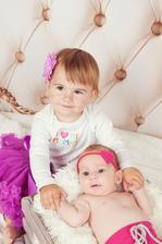 Naše milované holčičky :-*