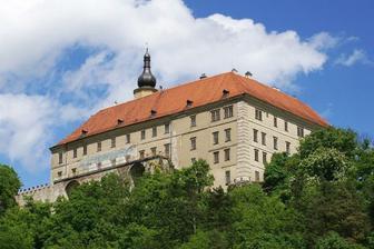Obřad bude na zámku v Náměšti nad Oslavou ...
