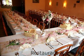Restaurace Kamenka - Zakřany