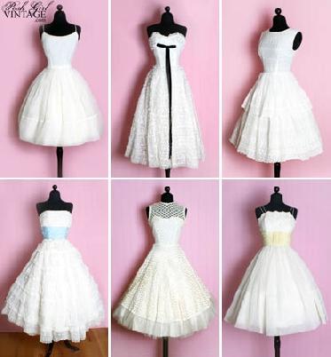Tea lenght wedding dress ! - Obrázek č. 2