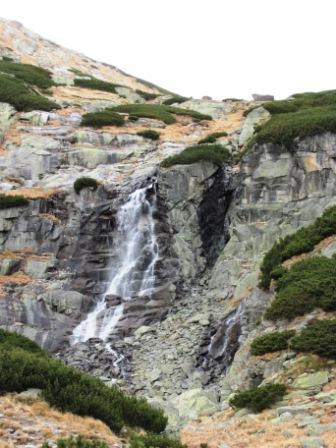 Přípravy - Vodopád Skok, Vysoké Tatry - zde jsem byla požádána o ruku