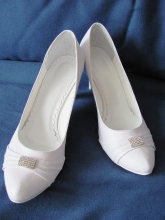 Přípravy - Lze se zamilovat dva měsíce před svatbou? Ano, pokud jde o boty! :-)