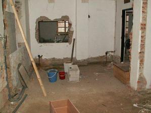 kuchyna podlaha