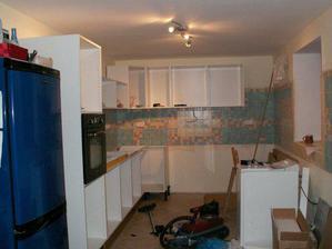 kuchyna korpusy Ikea