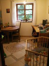 kuchyna vchod /jedalen