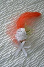Kytičky pro svatebčany