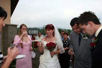 Nic horšího jsem snad nikdy nepila, a řekla bych, že i ženich se svým svědkem.