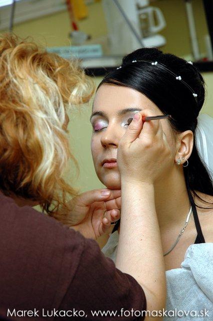 Anna Hriňová{{_AND_}}Dušan Horník - Make-up