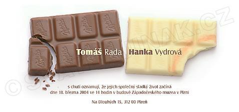 vzor svateb.oznámení. www.svatbajinak.cz