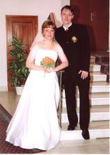 Ještě nejsme manželé,ale už máme svatební foto:)