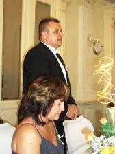 proslov tatínka nevěsty, že by mamku nudil?:D kdepak