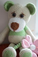 Medvidek...návod z Fleru :)