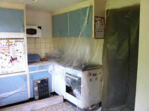 este stara kuchyna.