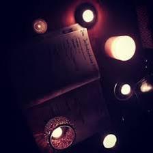 Moj v dome nechce žiadny otvorený oheň tak aj romantika nebude pri normálnych sviečkach,ale pri ...?